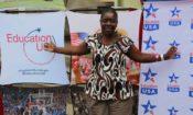 EducationUSA Advisor Yvette Shungu (State Dept. Images)