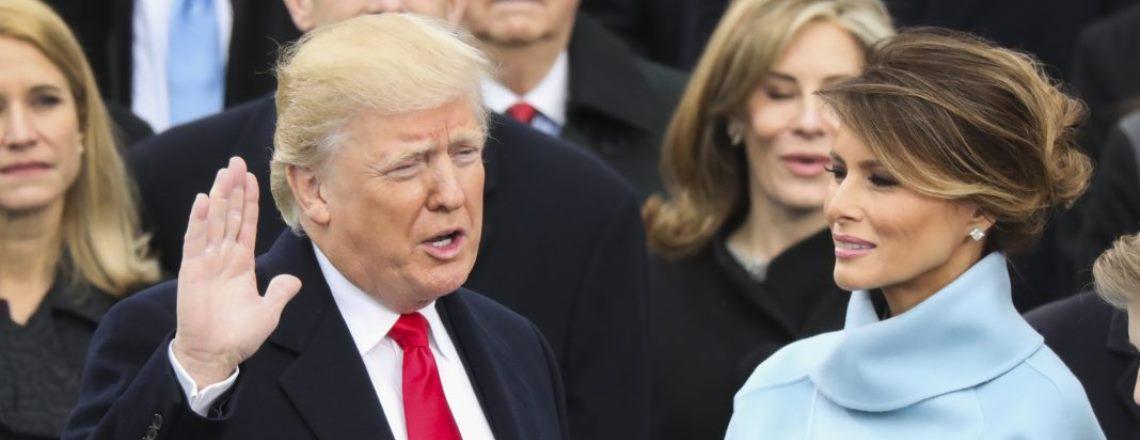 Here's Newly Sworn-in President Trump's Full Speech