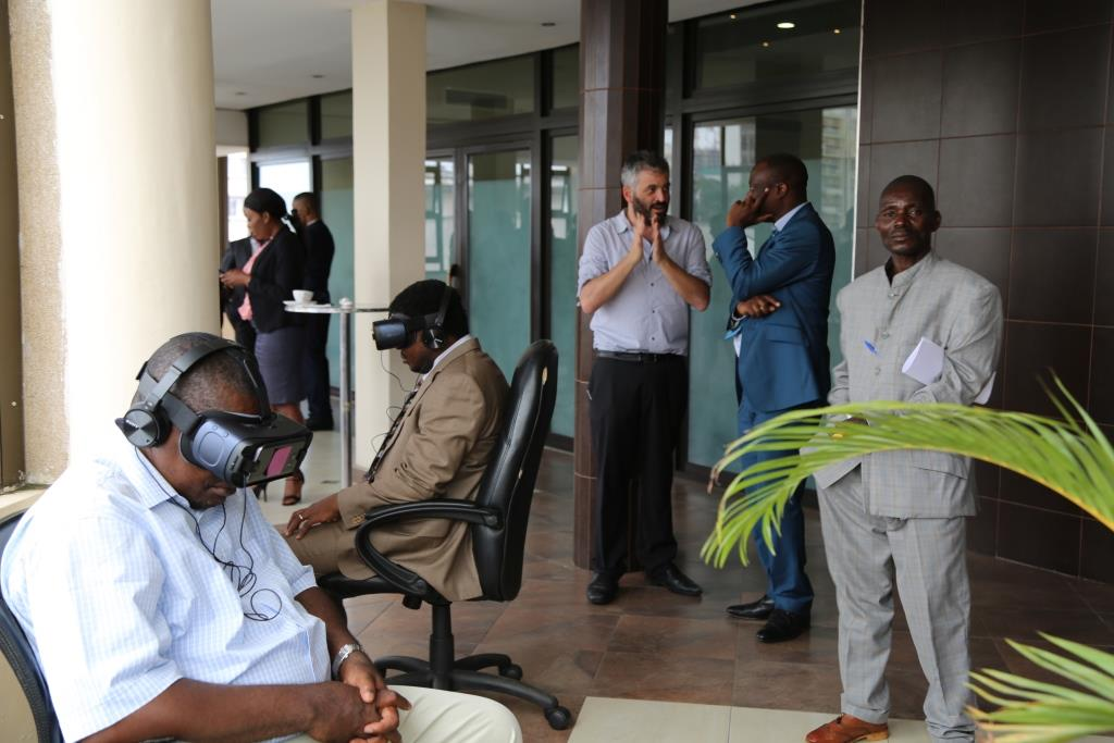 Techcamp in kinshasa prepares provincial health for Consul best practices