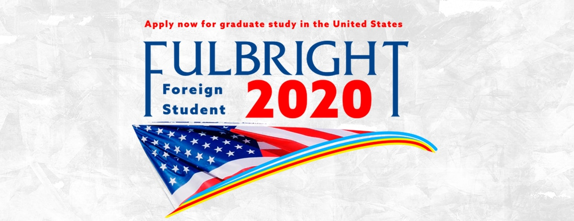 The 2020 Fulbright Foreign Student Program for DRC – Apply Now!