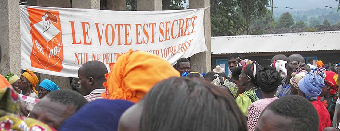 Assessment of Electoral Preparations in the Democratic Republic of the Congo